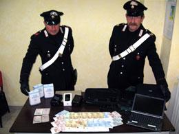 Carabinieri-pacco