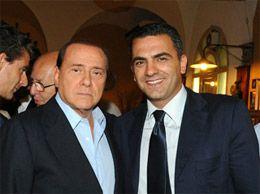 Pugliese-con-Berlusconi