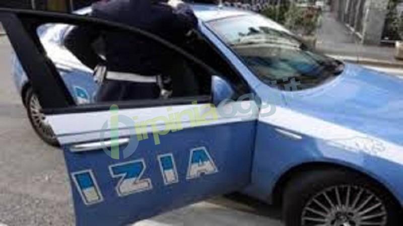 auto polizia controlli
