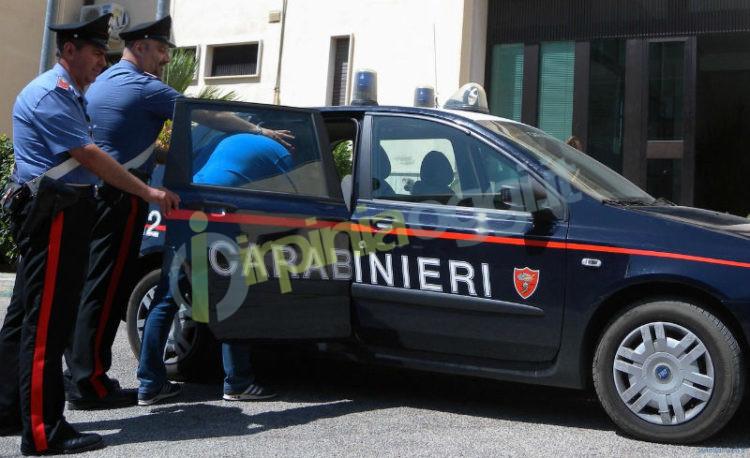fermo carabinieri