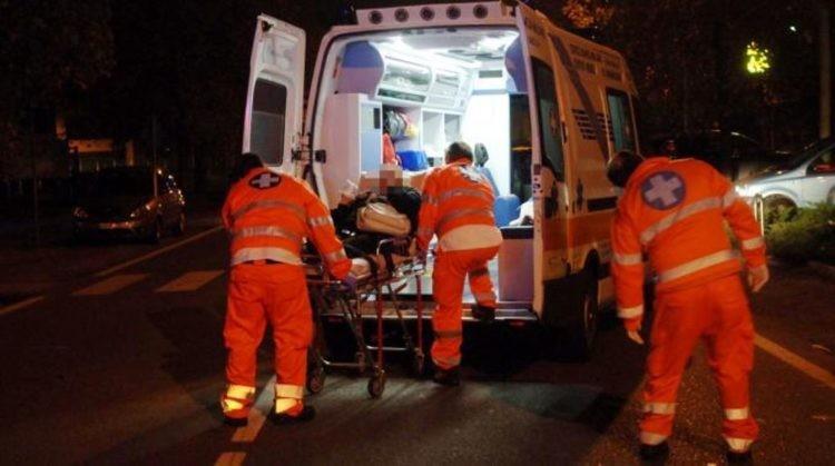 incidente ambulanza notte-2