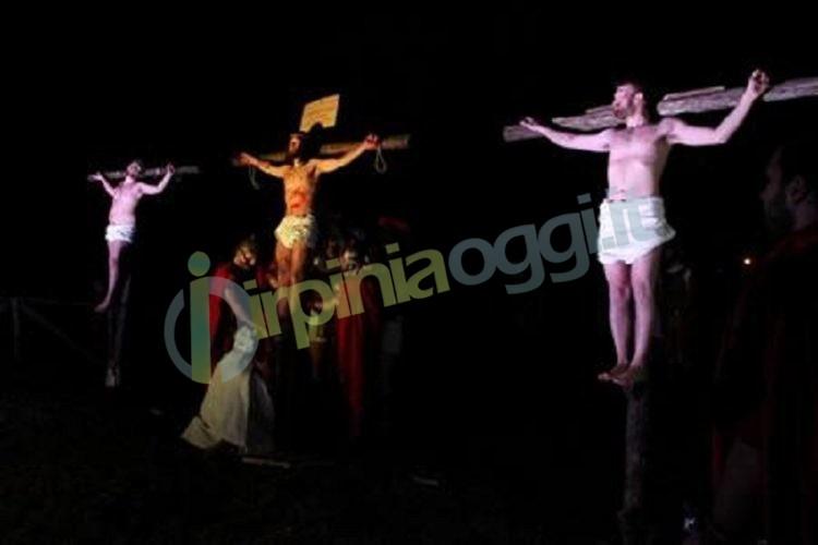 passione Cristo Montoro