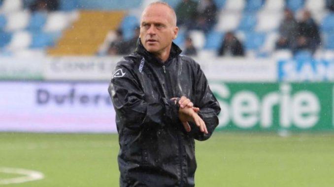 Entella, confermato Castorina alla guida della prima squadra