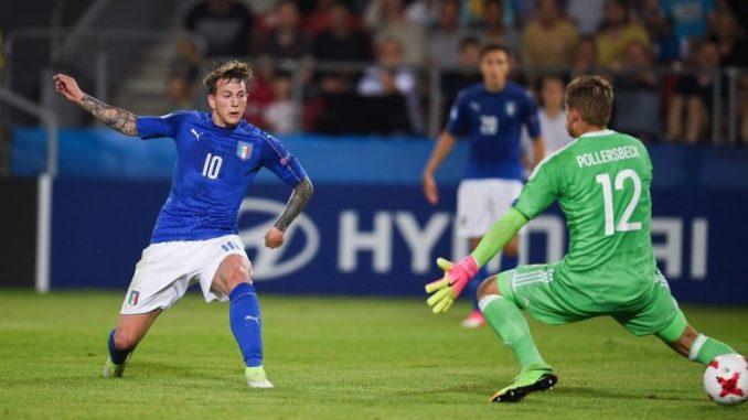 Under 21, Danimarca-Italia 0-2: Pellegrini e Petagna confezionano la vittoria azzurra