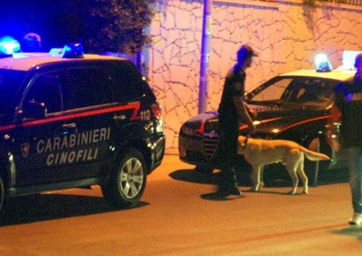 carabinieri cinofili montoro