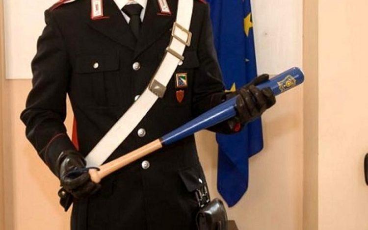 mazza carabinieri