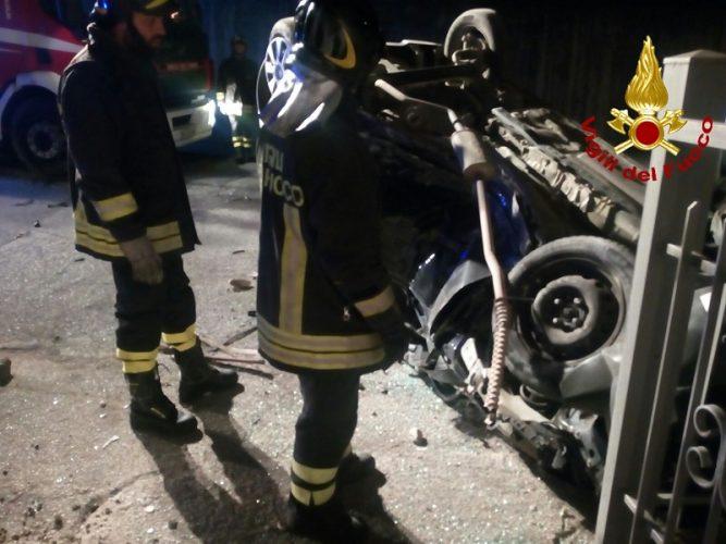 incidente montoro auto