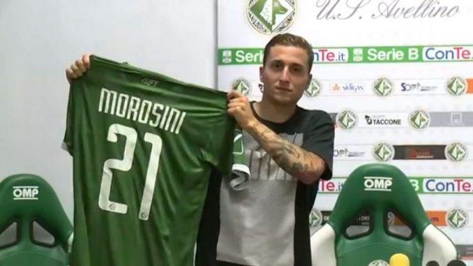Avellino, con Morosini sarà 4-2-3-1?