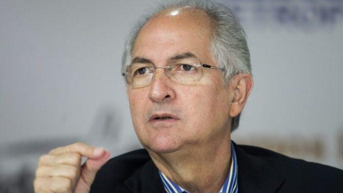 Venezuela, arrestato Antonio Ledezma, ex sindaco di Caracas