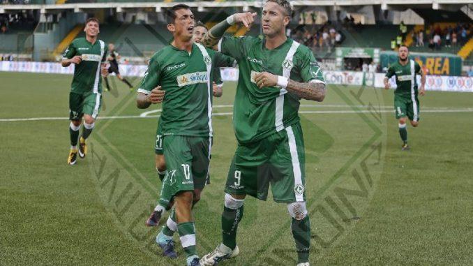 Perugia, un altro pari: 1-1 con l'Avellino