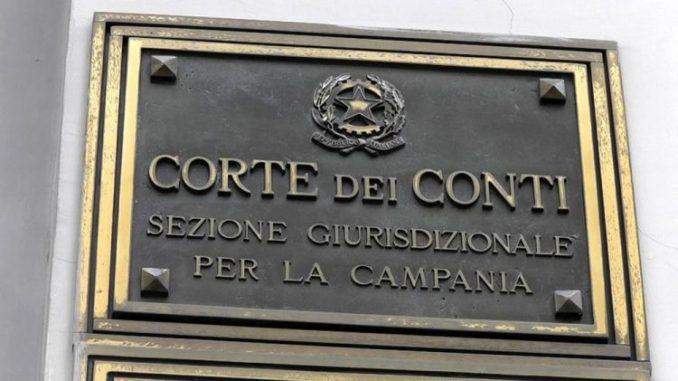 Relazione della Corte dei Conti: