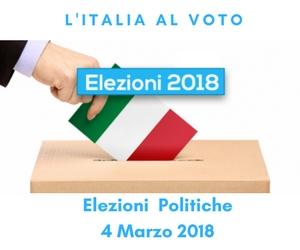 Campagna elettorale 2018