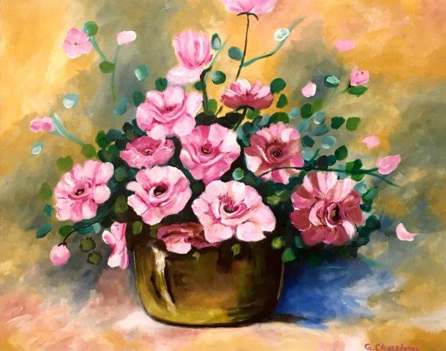 Vaso di fiori di Chiaradonna Gabriella