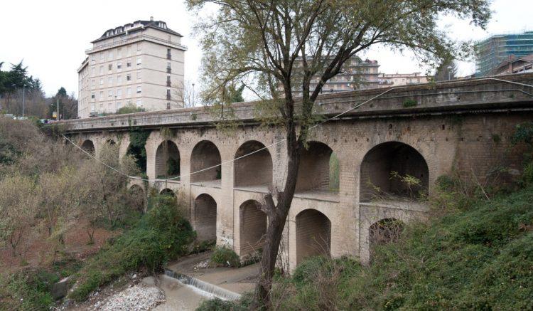 ponte ferriera