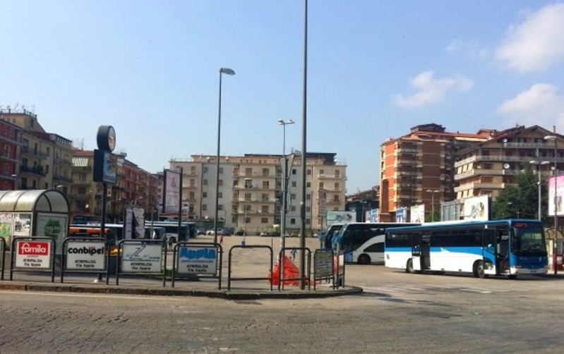 Piazza-Kennedy-Avellino