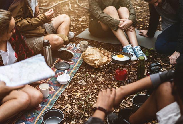 Campeggio in Irpinia dove e l'attrezzatura ideale