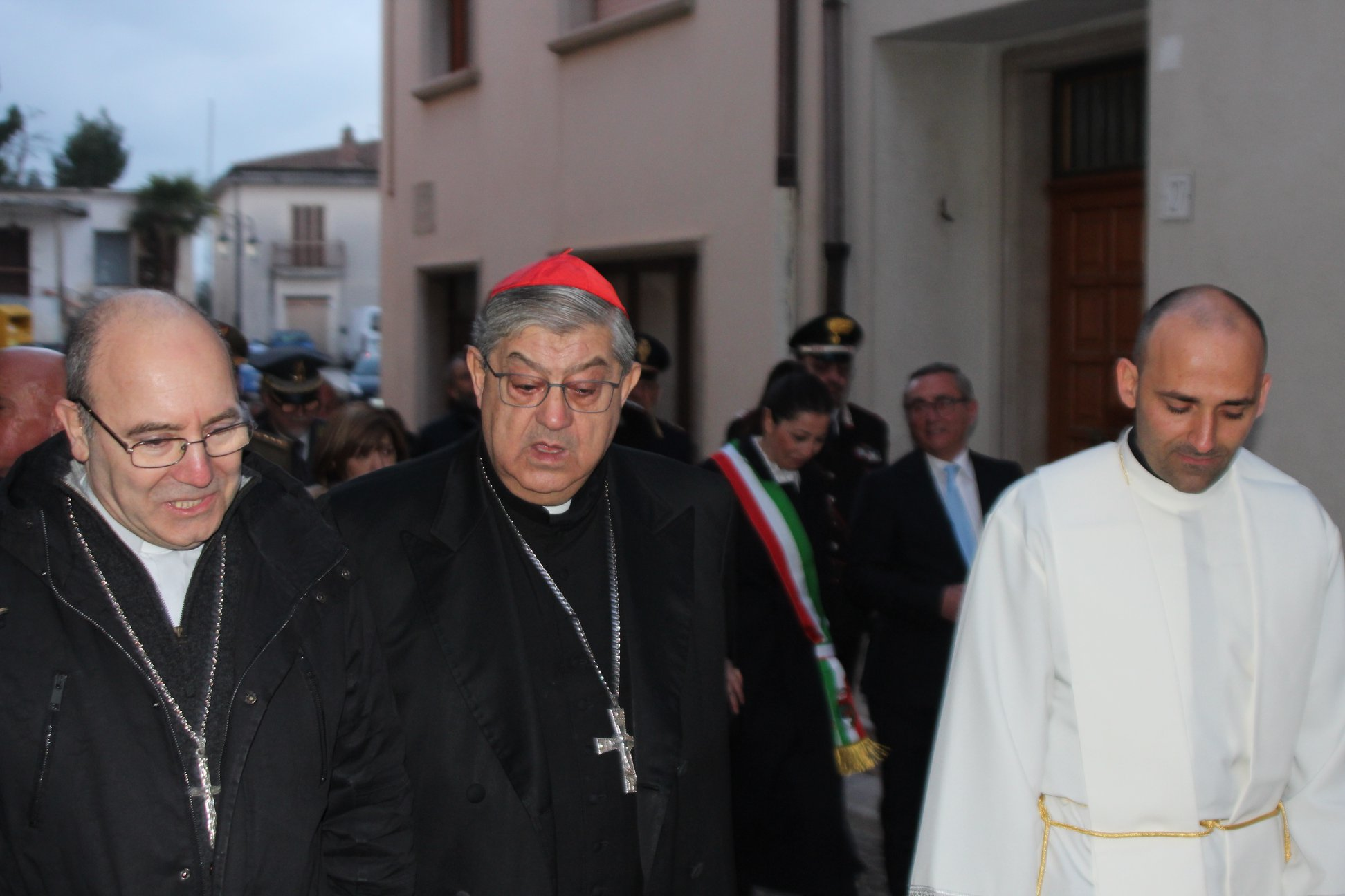sepe crescenzio cardinale
