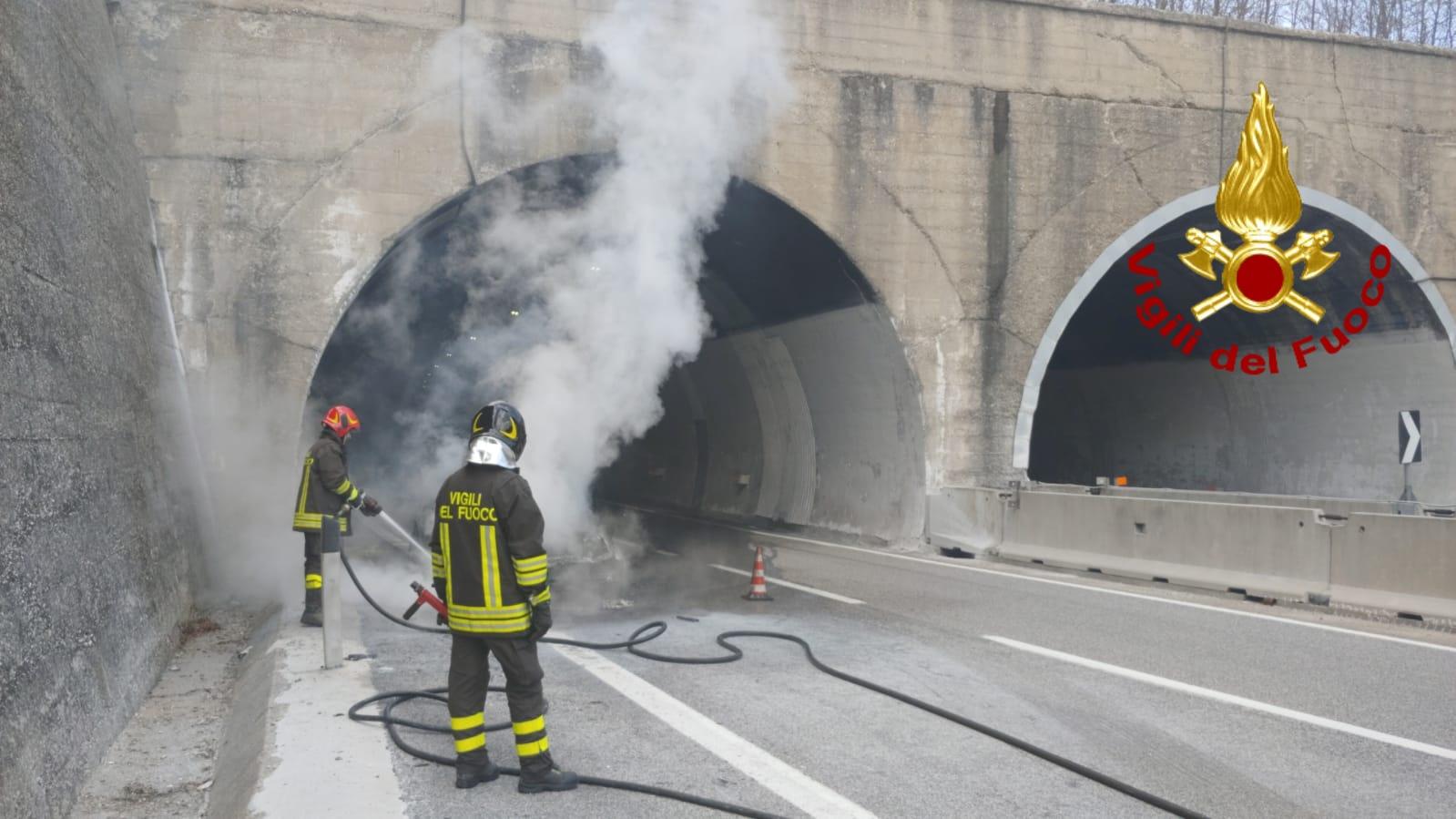 incendio A16