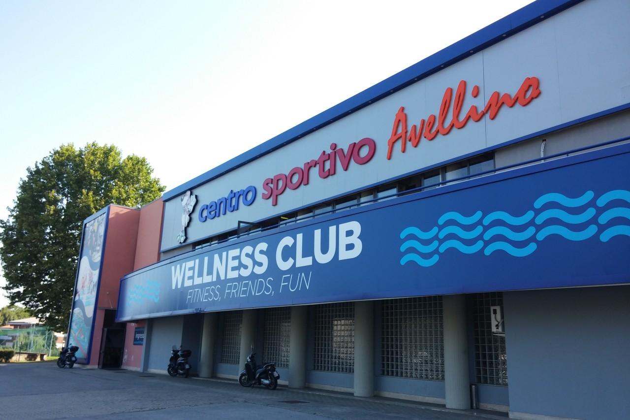 centro sportivo avellino