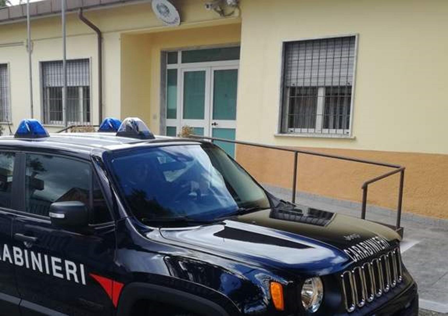 carabinieri lioni