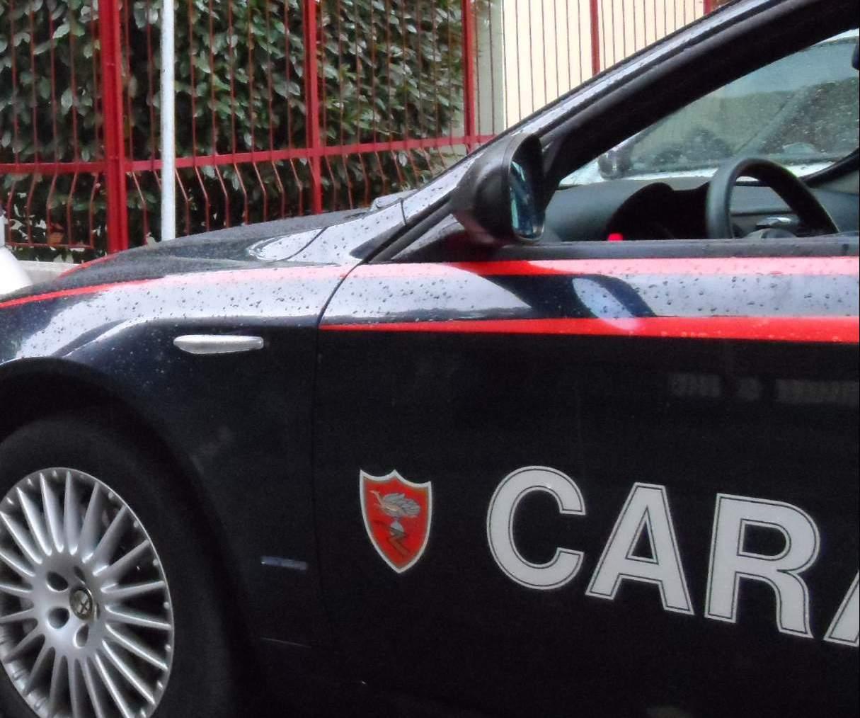 carabinieri monteforte