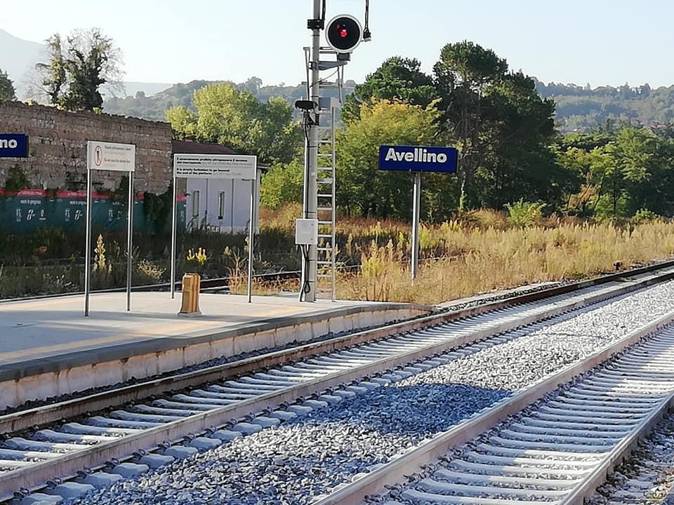 stazione avellino