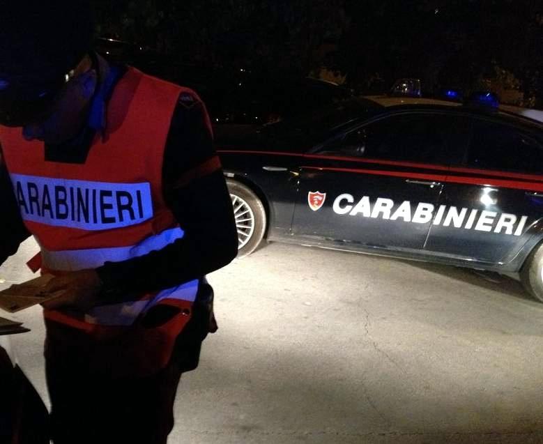 carabinieri serino
