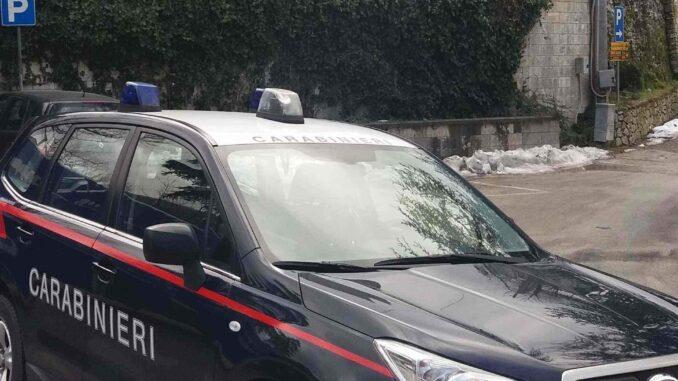 carabinieri bisaccia