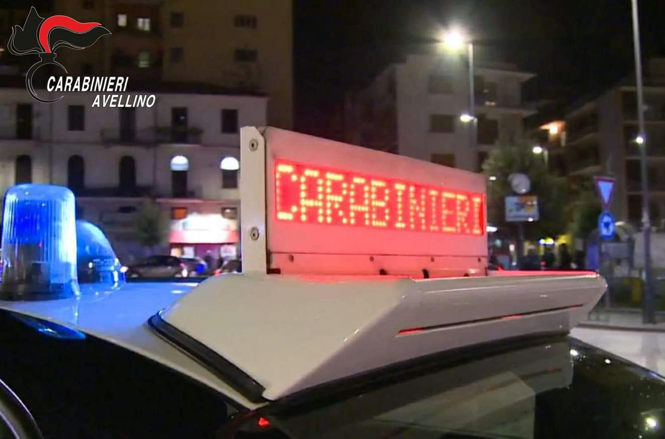 carabinieri-avellino-sera