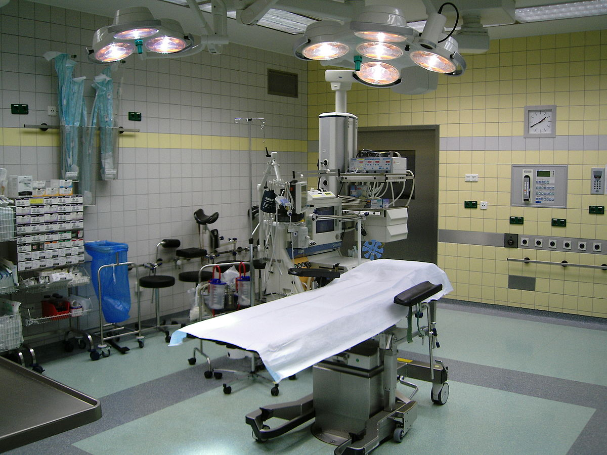 sala operatoria ospedale