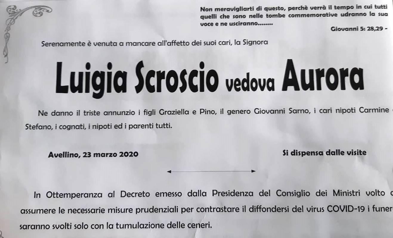 Luigia Scroscio