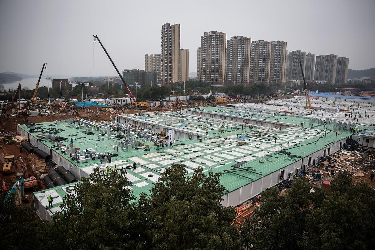 Ospedale di Wuhan4