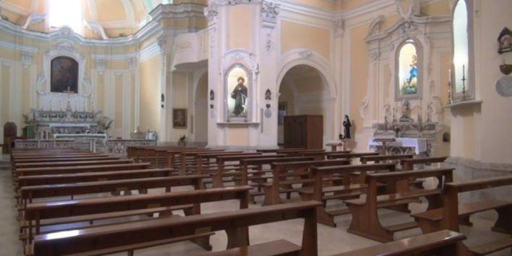 Chiesa Santissima Annunziata pietrastornina