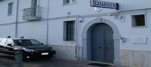 carabinieri calabritto