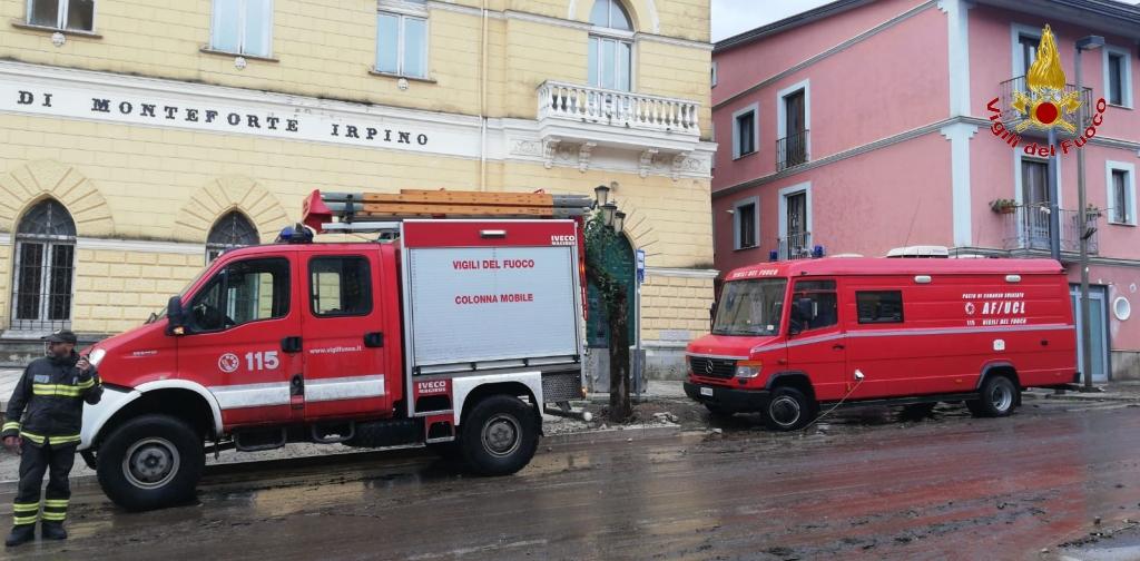 pompieri monteforte