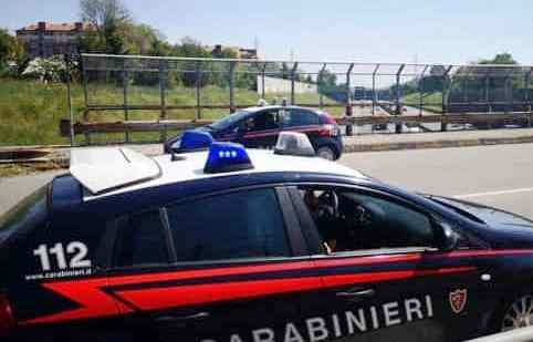 suicidio carabinieri ponte