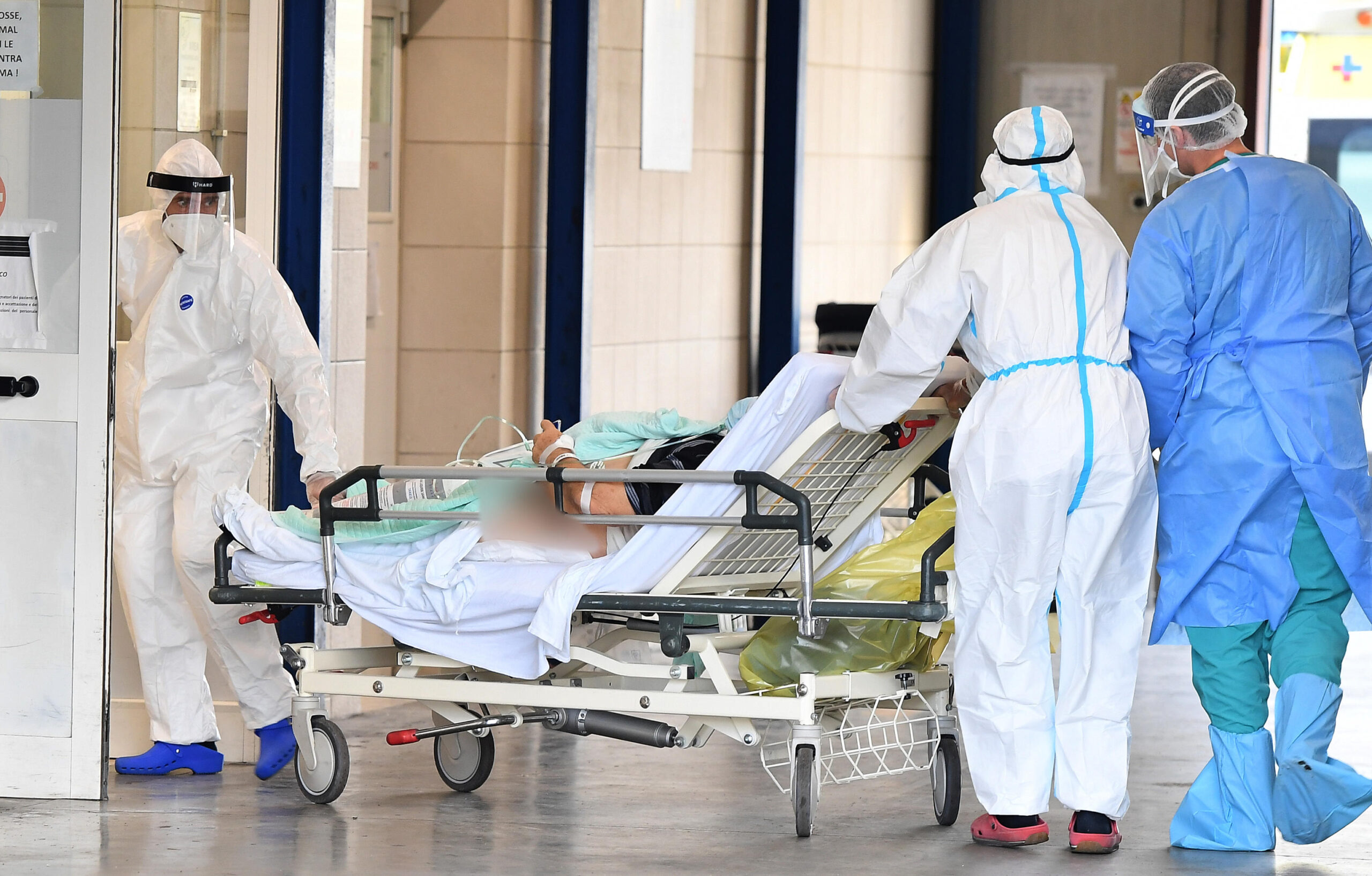 Second wave of the Covid-19 Coronavirus pandemic in Italy